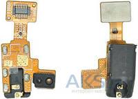 Шлейф для LG E960 Nexus 4 с разъемом гарнитуры и датчиком приближения