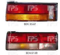 Фонарь задний, левый, Mazda, 323, 1985-1989, Depo