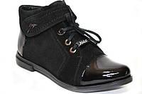 Женские ботинки (арт.2001117 черн.), фото 1