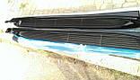 Боковые пороги с подсветкой Toyota Land Cruiser 200, фото 5