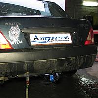 Фаркоп Dacia Solenza (лифтбек) с 2003-2005 г.