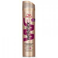 Лак для волосся WellaFlex Суперсильная Фиксация 250 мл (4056800114047)