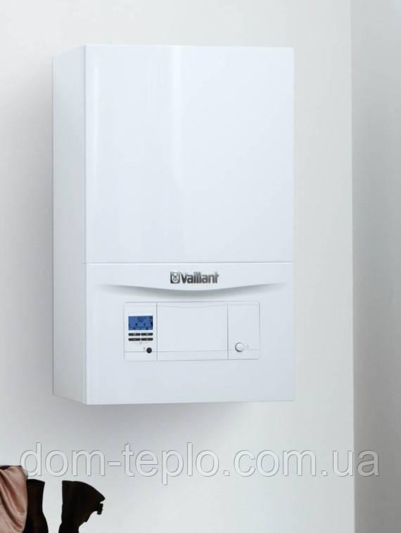 Котел газовый конденсационный двухконтурный  Vaillant  ecoTEC pro VUW INT 236 /5 -3  18,5 кВт (23 кВт ГВП)