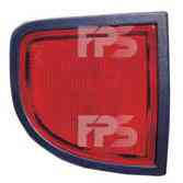 Фонарь задний, левый, Mitsubishi, L200, 2005-, Depo
