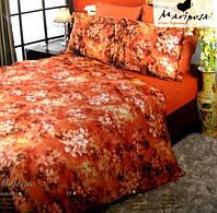 Постельное белье Mariposa Постельное бельё Mariposa сатин с шелком Majestic
