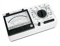 Прибор электроизмерительный многофункциональный Ц4342М1 с автоматической защитой от перегрузок предназначен