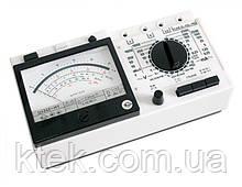 Прилад електровимірювальний багатофункціональний Ц4342М1 з автоматичним захистом від перевантажень призначений