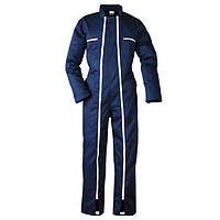 Комбинезон защитный рабочий FACTORY 2 zipper, синий. Размер L-ХХL