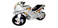Мотоцикл толокар 2-х колесный с сигналом 501