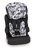 Автокресло детское Bertoni X-Drive Plus Grey Camouflage