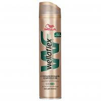 Лак для волосся WellaFlex с увлажняющим комплексом Экстра сильная фиксация 250 мл (4056800012404)