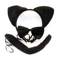 Набор - Кошечка (чёрная)