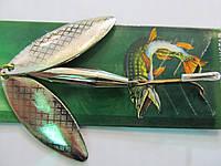 Рыболовная блесна вертушка Sadei