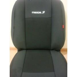 Чехлы модельные тканевые Mazda 3 II H/B (BL) 2009-2013