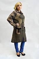 Ультра модный теплый женский кардиган