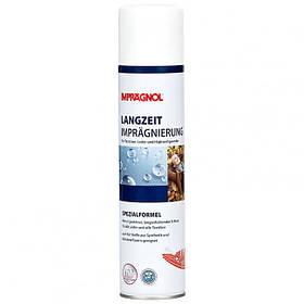 Аэрозоль Impragnol для долговечной пропитки текстильных изделий кожи 400мл