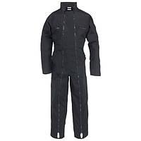 Комбинезон защитный, для работы FACTORY 2 zipper, черный. Размер ХХL (56/58)