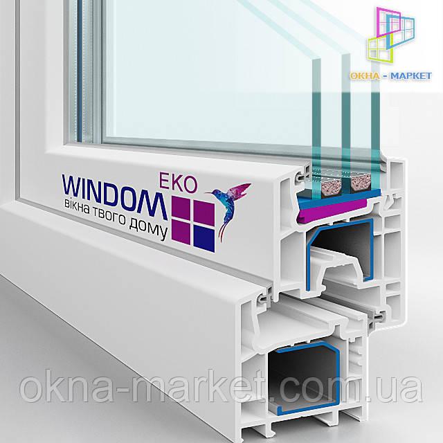 Остекление окнами Виндом Еко /066/ 7773149