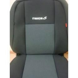 Чехлы модельные тканевые Mazda 6 III (GJ) 2012-
