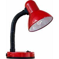 Светильник настольный красный Watc WT050