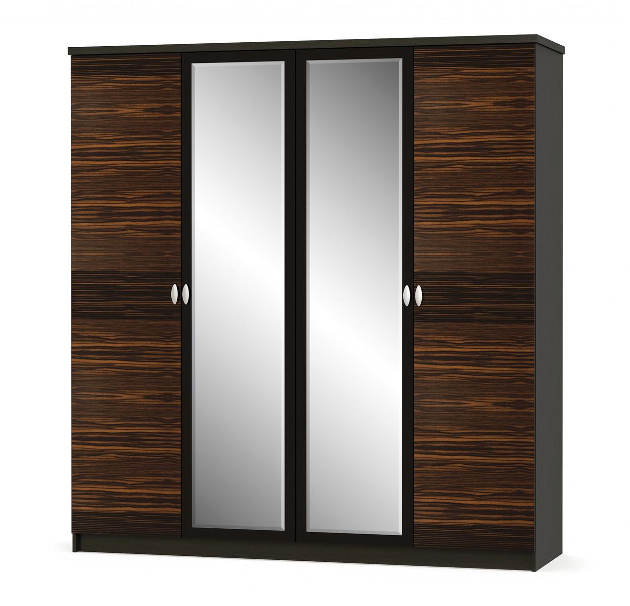 Шкаф 4Д Ева маскар Мебель-сервис