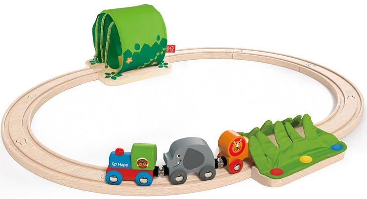 Детская железная дорога, Наре