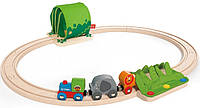 Детская железная дорога, Наре, фото 1