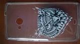 Чохол для Nokia 535 сова, фото 3