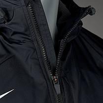 Детская Куртка Nike Team Fall Jacket 645905-010 (Оригинал), фото 2