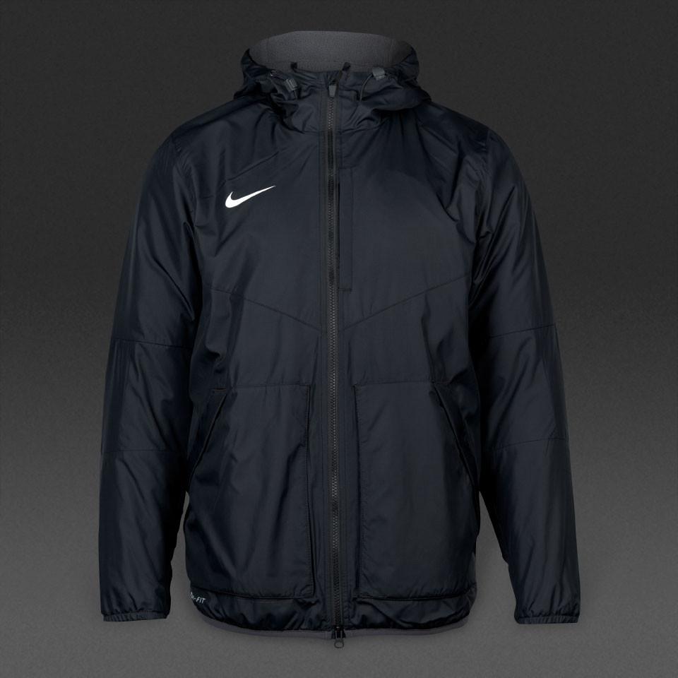 c55b4bac Детская Куртка Nike Team Fall Jacket 645905-010 (Оригинал) - Football Mall -