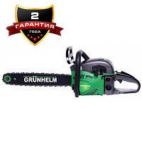 Бензопила Grunhelm GS58-18/2 Professional, фото 1