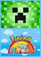 Что выбрать Майнкрафт (Minekraft) против Покемон Го (Pokemon Go)?Игровая квест-программа для детей 7-12 лет!
