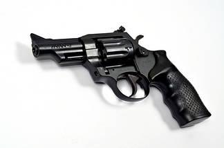 Револьвер Safari РФ-431. Револьвер Сафари РФ 431 с резино-металлической рукоятью. Револьвер Флобера, фото 3