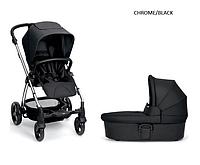Детская универсальная коляска 2 в 1 Mamas and Papas Sola 2 2017 chrome/black