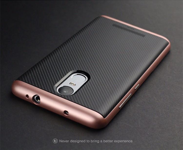 Чехол для Xiaomi Redmi Note 3 iPaky rose