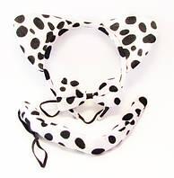 Набор - Кошечка (чёрно-белая)
