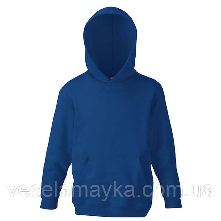Детская темно-синяя кенгурушка (Комфорт)
