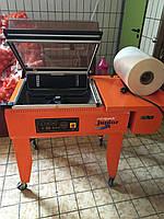 Упаковочная машина термоусадочная MINIPACK JUNIOR б/у (Италия)