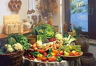 """С-102341, Натюрморт """"Фрукты и овощи"""", 1000 эл."""