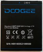 Аккумулятор для телефона Doogee Voyager2 DG310 (DG 310) 2000mAh (B-DG310)