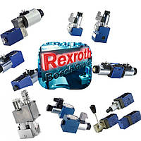 Гидрораспределители Bosch Rexroth  с управлением от электродвигателя постоянного тока DBGT(Рексрот)