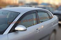 Дефлекторы окон (ветровики) COBRA-Tuning на SEAT CORDOBA III SD 2004-15
