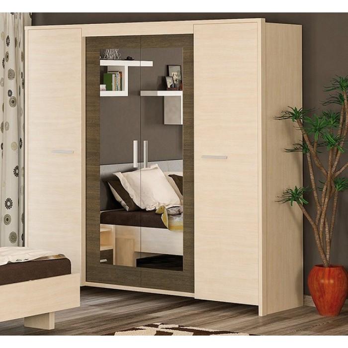 Шкаф 4д Кантри Мебель-сервис