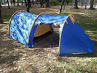 Туристическая палатка 2-3 местная