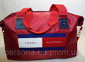 Сумка женская Tommy Hilfiger красная