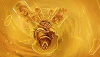 Универсальное моторное масло М10ДМ для летней эксплуатации высокофрсированных бензиновых и диз-х двигателей