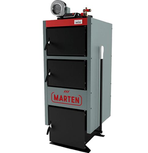 Универсальный котел длительного горения  Marten Comfort  24 квт до 240 кв м