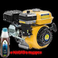 Двигатель бензиновый Sadko GE-210 (фильтр в масл. ванне)