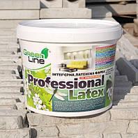 Краска интерьерная Полипласт Professional Latex (10 л/15 кг) стойкая (2000000092324)