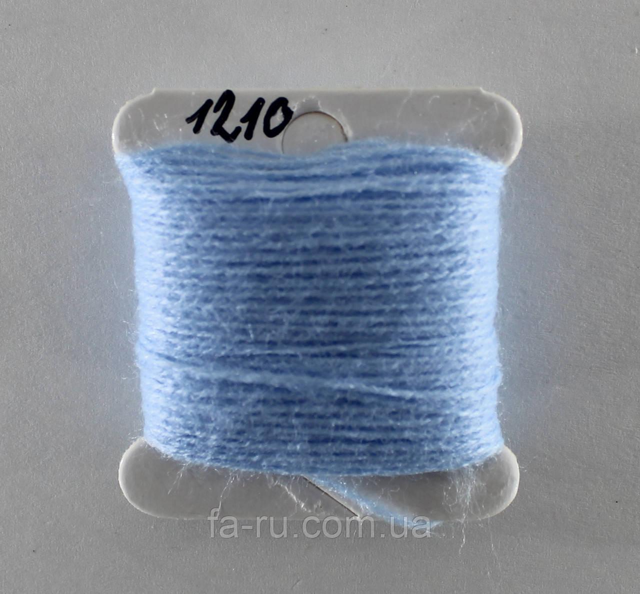 Акрил для вышивки: светло-голубой